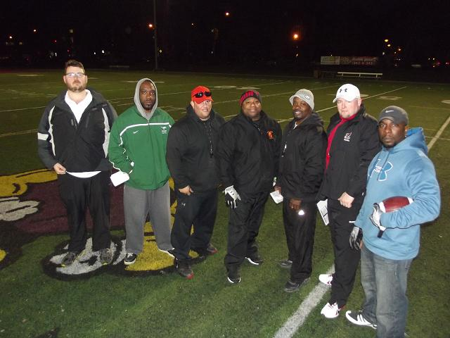 2013 Montreal Transit coaching staff